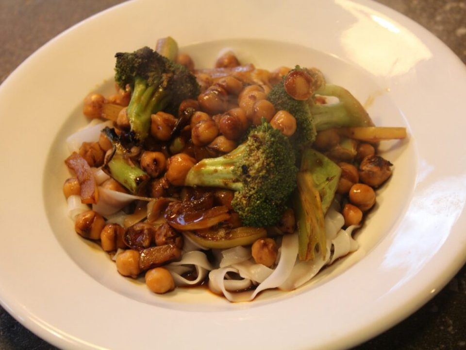 Broccoli Stir-Fry: 3ten.ca