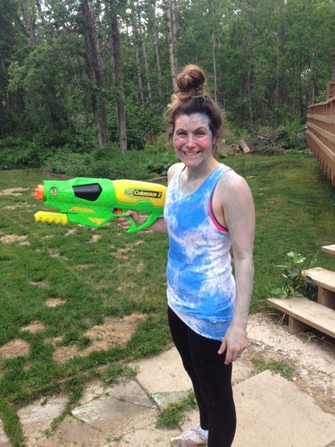 Paint Gun Hide and Seek: 3ten.ca