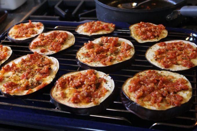 Eggplant Pizza: 3ten.ca