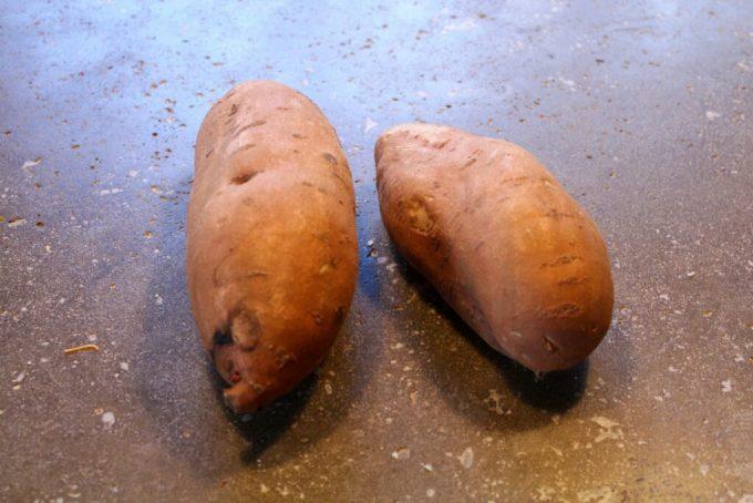 Sweet Potato Cakes: 3ten.ca