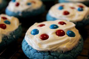 Blue Velvet Cookies: 3ten.ca
