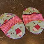 Hot Oven Mitts