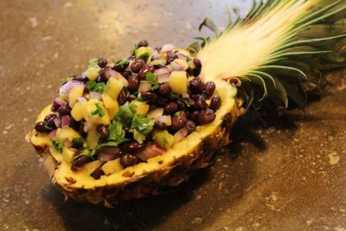 Pineapple Black Bean Salsa: 3ten.ca