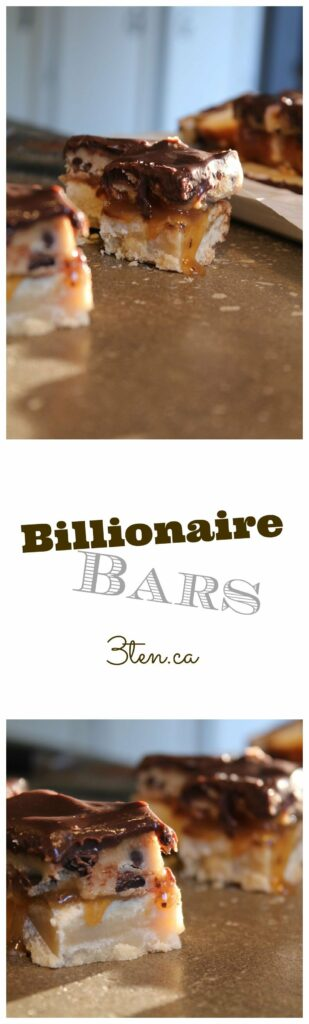Billionaire Bars: 3ten.ca