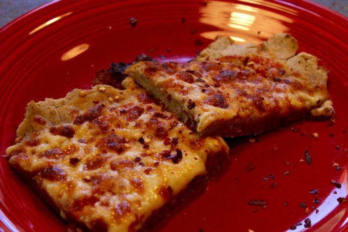 Gluten Free Lentil Flour Pizza: 3ten.ca