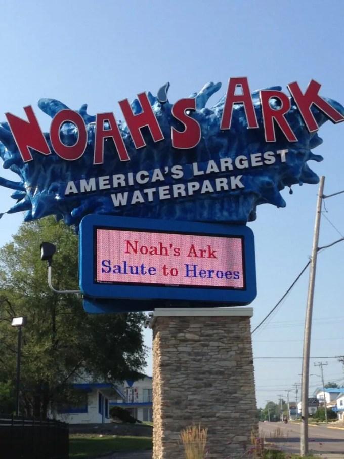 Noah's Ark Waterpark: 3ten.ca