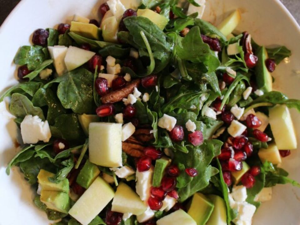 Fall Salad: 3ten.ca