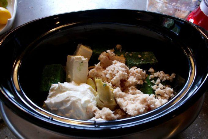 Spinach and Artichoke Dip: 3ten.ca