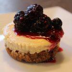 GF Mini Cheesecake