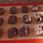 Dark Chocolate Butter Cookie