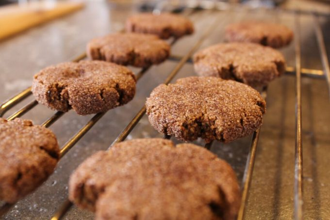 Molasses Churro Cookies: 3ten.ca