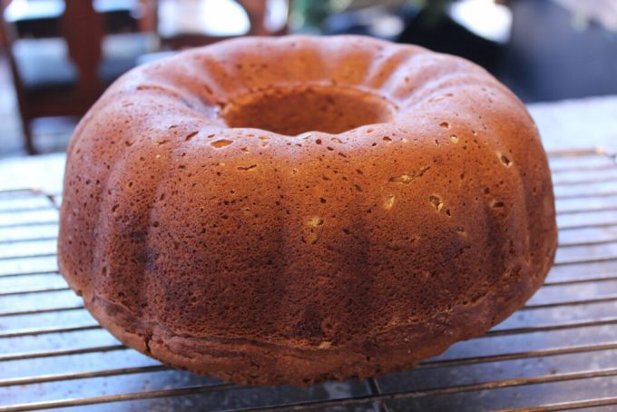 Pumpkin Bundt Cake: 3ten.ca