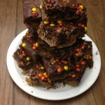 Reese's Deadly Brownie