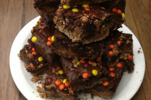 Reese's Deadly Brownie: 3ten.ca