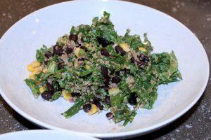 Kale Burrito Bowl: 3ten.ca