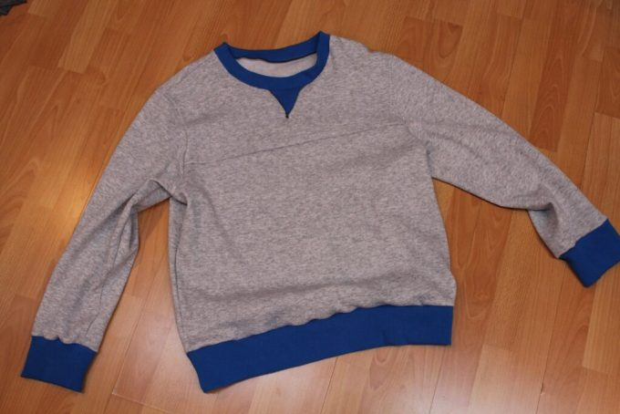 Week Two Men's Casual Pullover: 3ten.ca