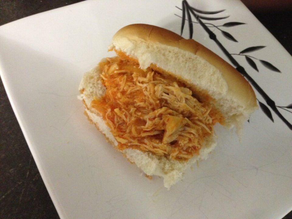 Pulled Buffalo Chicken: 3ten.ca