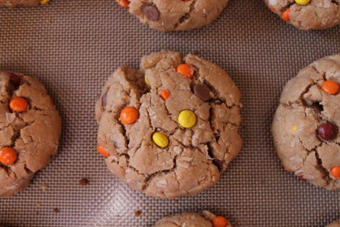 Reese's Monster Cookies: 3ten.ca