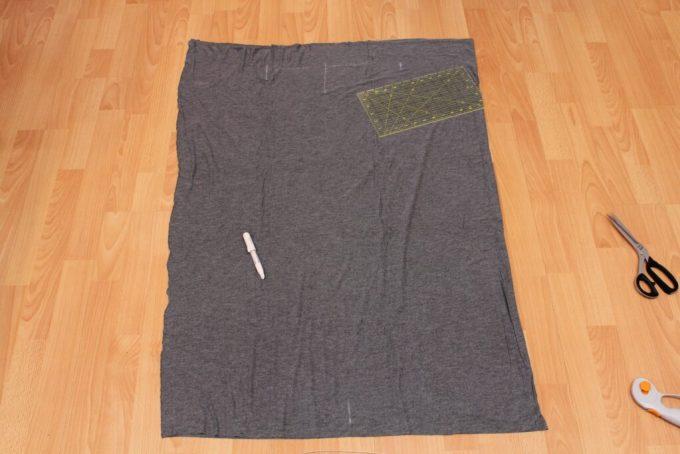 Elastic Waist Maxi Skirt: 3ten.ca