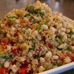 White Bean Quinoa Salad