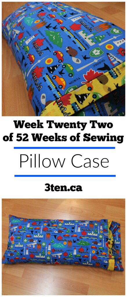 Pillow Case: 3ten.ca