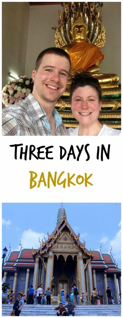 Three Days in Bangkok: 3ten.ca