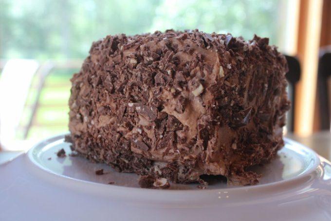Gluten Free Toblerone Cake: 3ten.ca