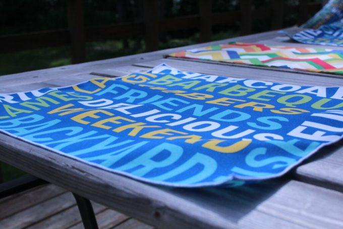 Outdoor Placemats: 3ten.ca