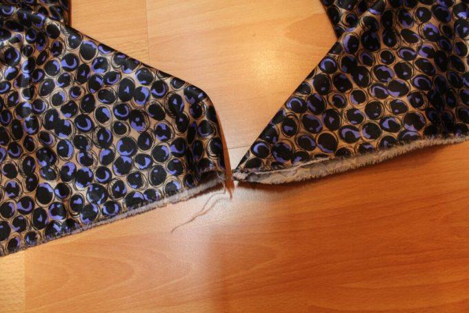 Faux Silk Infinity Scarf: 3ten.ca
