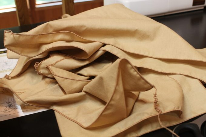 Broadcloth Napkin: 3ten.ca