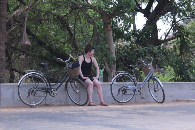 Riding Bikes in Siem Reap: 3ten.ca