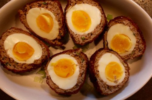 Mexican Scotch Egg