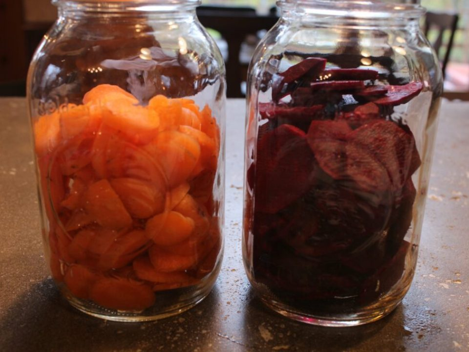 Pickled Beets and Carrots: 3ten.ca