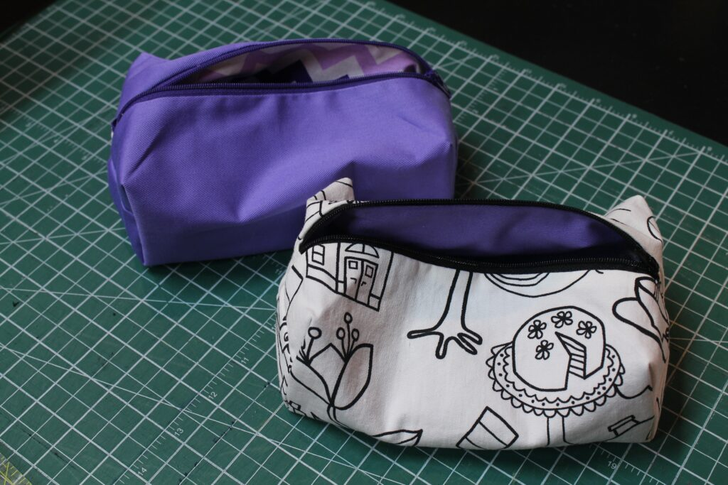 Sewing: Week Forty Four: Purse Pouches
