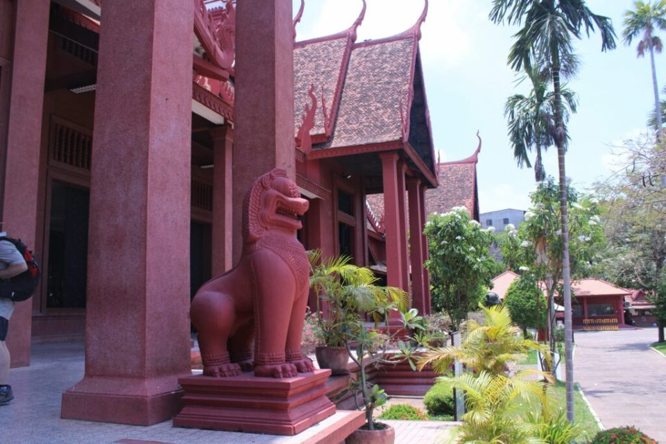 National Museum of Cambodia: 3ten.ca