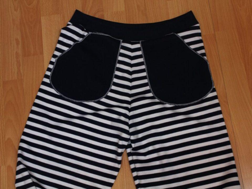 Stripped Sweatpants: 3ten.ca