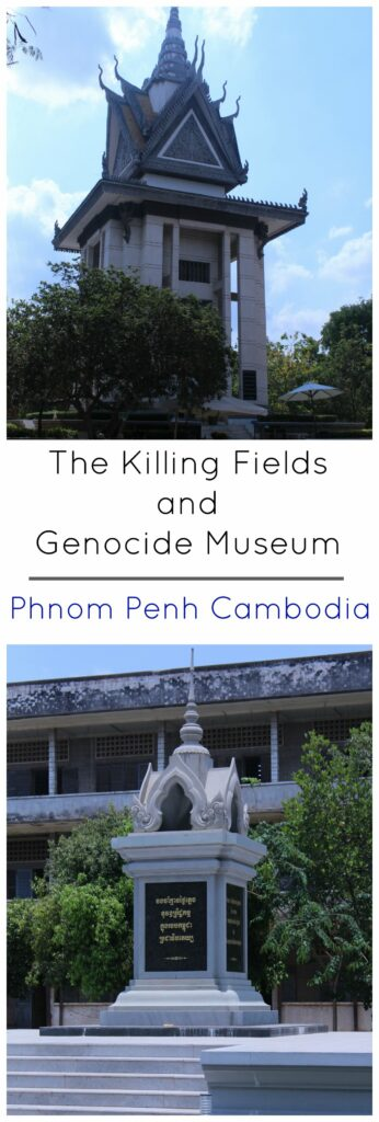 The killing Fields and Genocide Museum: 3ten.ca