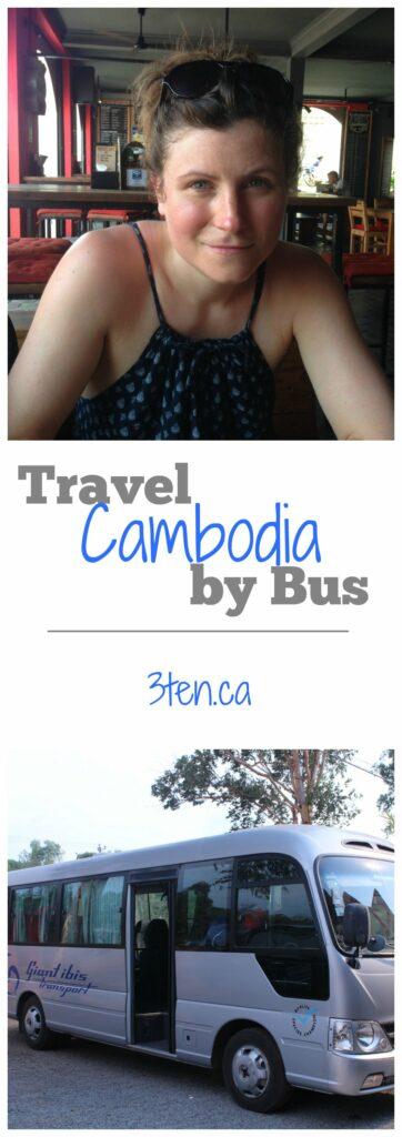 Travel Cambodia by Bus: 3ten.ca