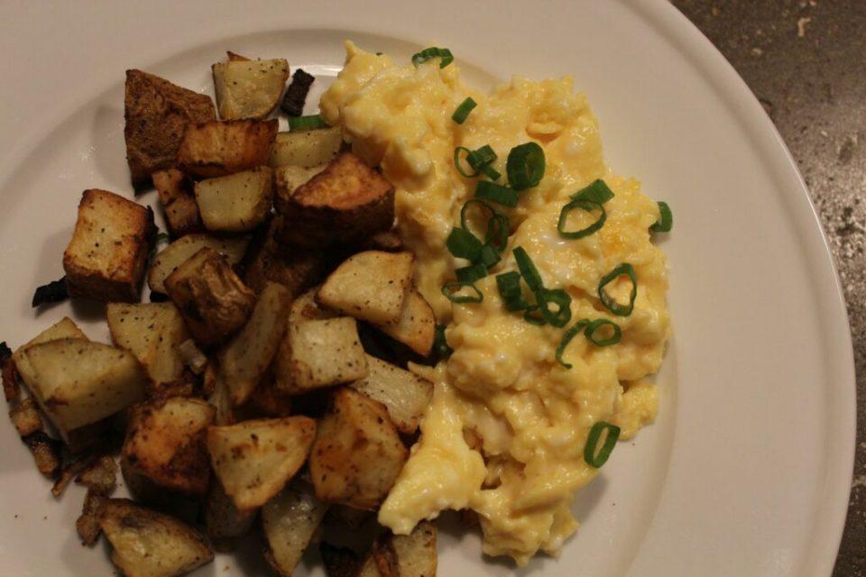 Scrambled Eggs: 3ten.ca