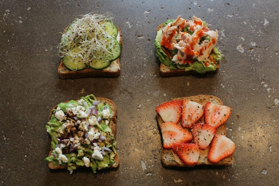 Toast Toppings: 3ten.ca