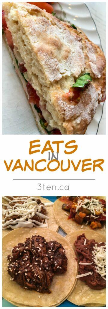 Vancouver Eats: 3ten.ca