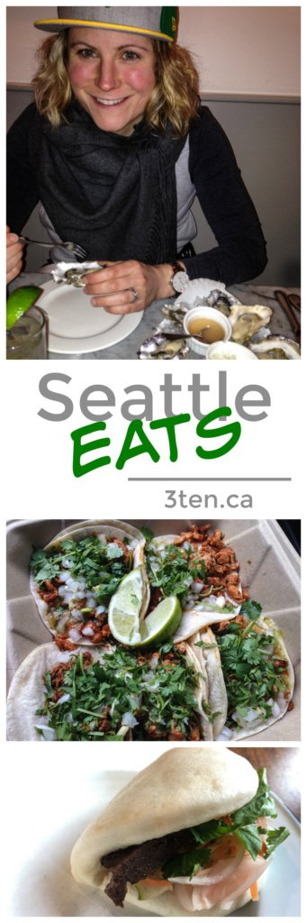 Seattle Eats: 3ten.ca