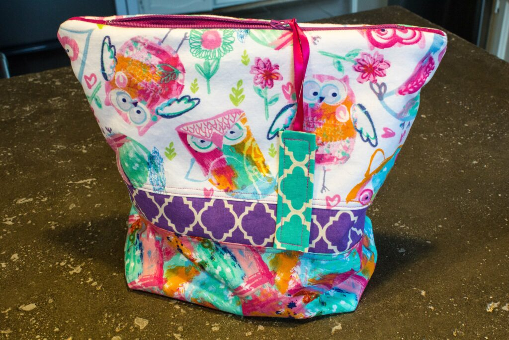 Owl Travel Bag: 3ten.ca