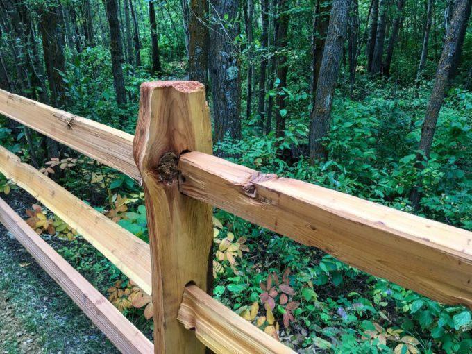 Split Rail Fence: 3ten.ca