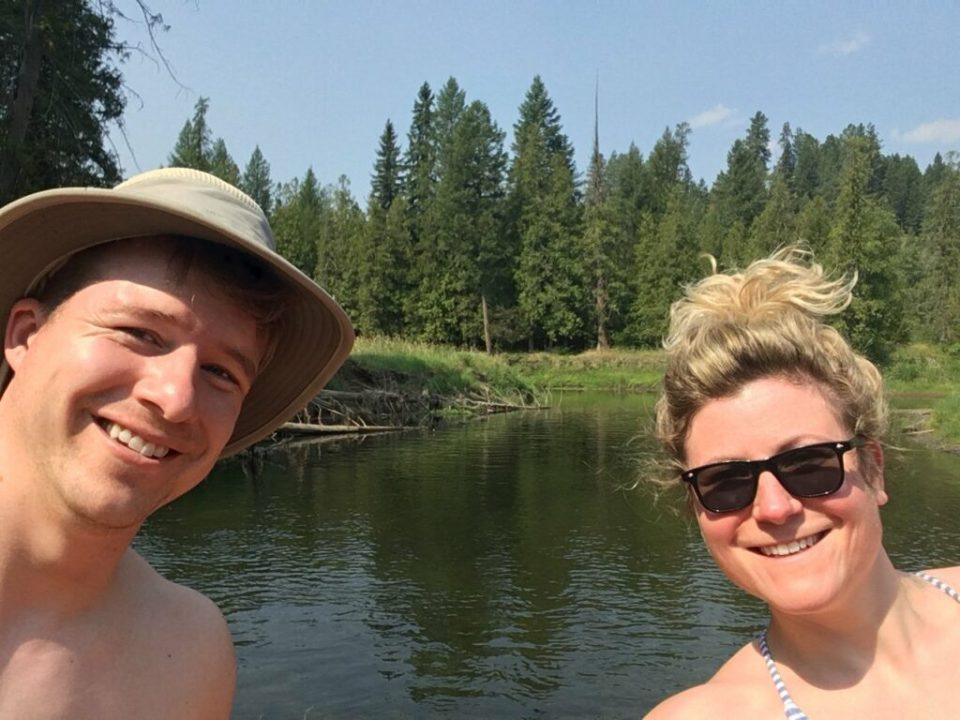 Paddleboarding in Christina Creek: 3ten.ca
