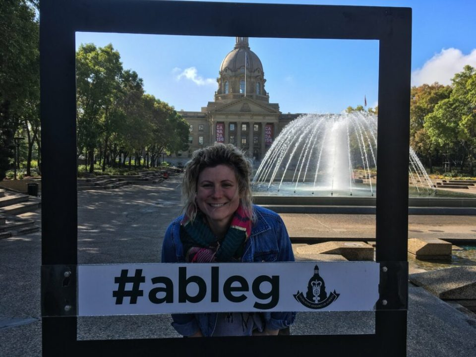 Alberta Legislature: 3ten.ca