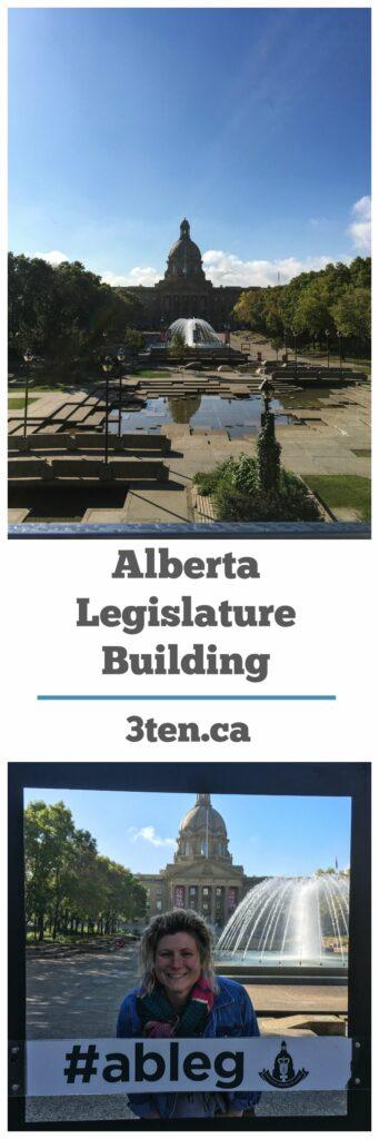 Alberta Legislature Building: 3ten.ca