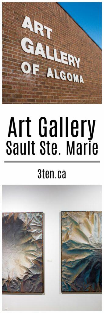 Art Gallery of Algoma: 3ten.ca
