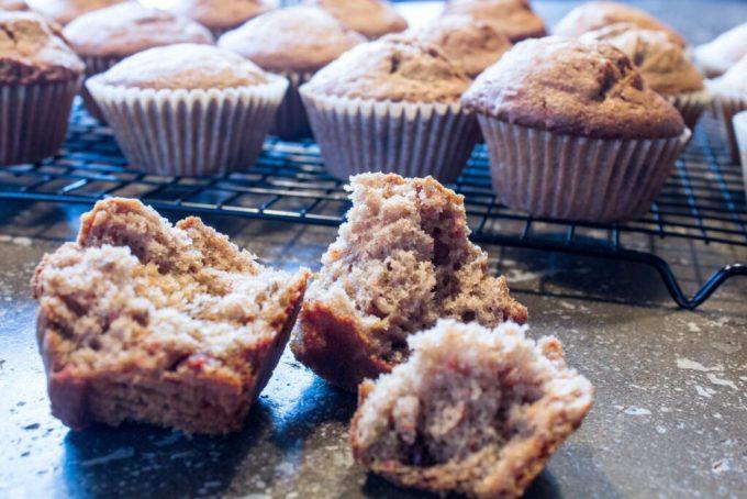 Loaded Carrot Cake Muffins: 3ten.ca