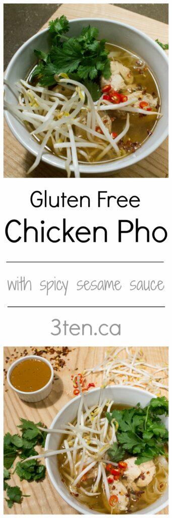 Chicken Pho: 3ten.ca